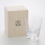 Mount Fuji Changes Color!?  Try out this glass cup!