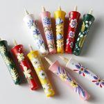 京都传统工艺品「和蜡烛」