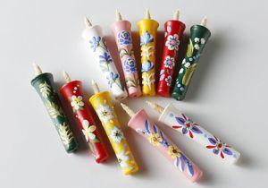 神秘の灯火に心癒される京の伝統工芸品「和蝋燭」