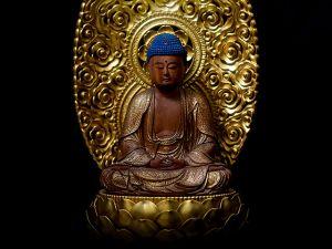 京都の手作り仏像が集まるお店
