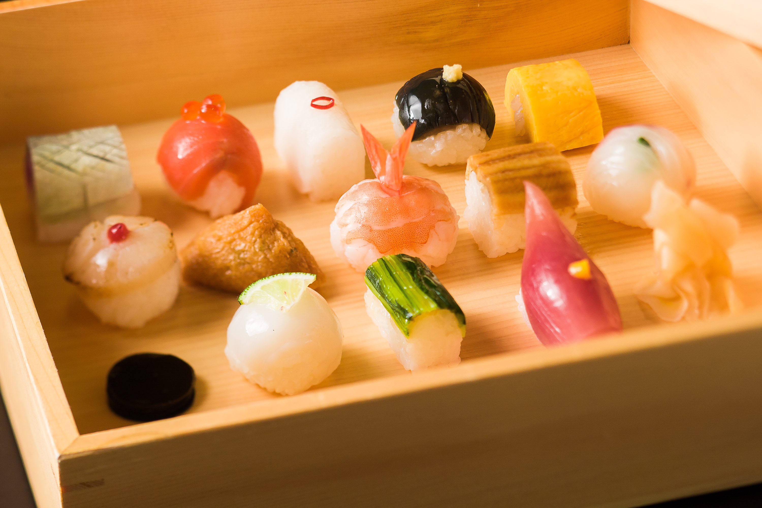 Kyoto's Pickle Sushi Loved by the Maiko