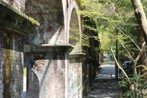 まるで異国の世界!京都で古代ローマを感じさせる歴史的建造物をご紹介