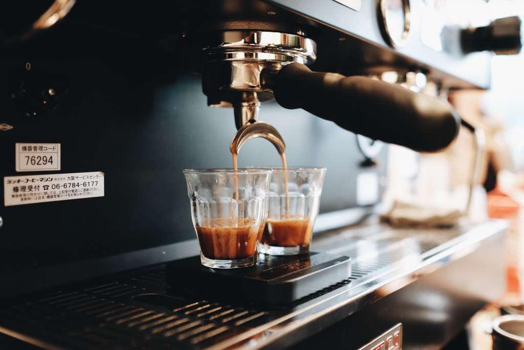 Kurasu espresso machine