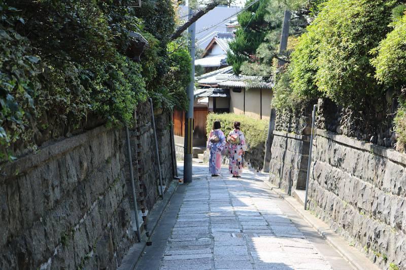 祇園の奥座敷で一息