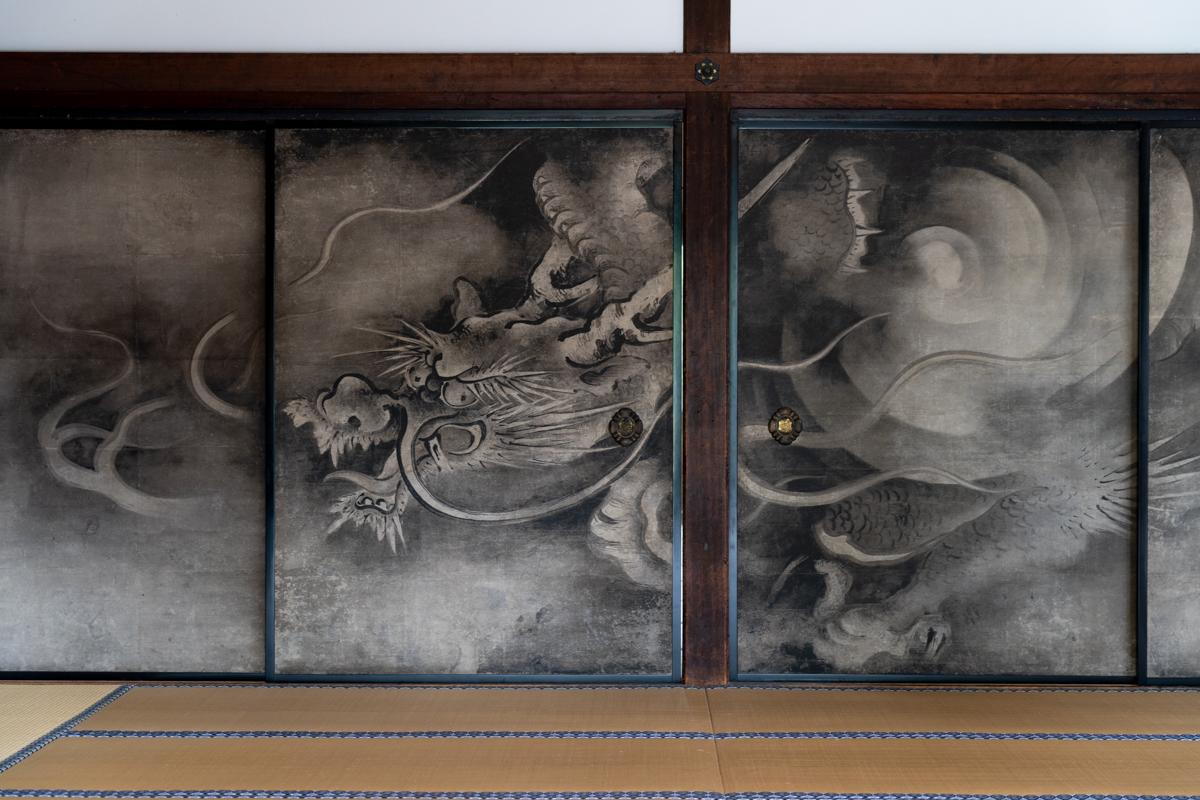 祇園の中心で龍が飛び舞う!京都最古の禅寺「建仁寺」