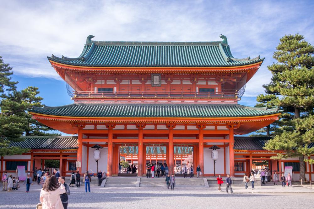 오텐몬(応天門)