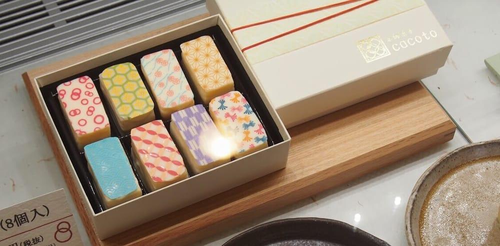 想いのこもった美しい京菓子で和を感じる「京纏菓子cacoto」