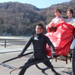 Lets take a ride on the rikisha around Arashiyama・Saga
