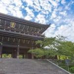 四季折々の表情を見せる日本の屈指の風景。「知恩院」