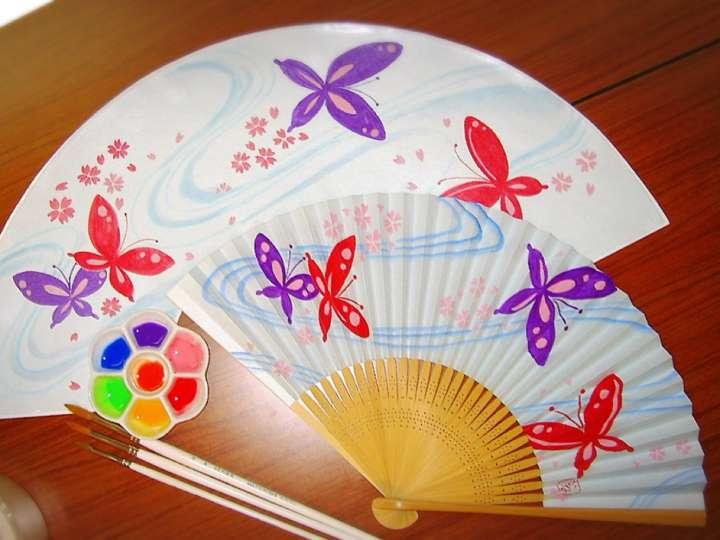 京都の伝統工芸体験、オリジナル作品を作る楽しみ「舞扇堂」