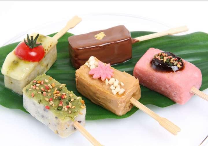 京食材の伝統食品で作る、レトロな華やぎ京グルメを楽しむ「京生麩のお店  愛麩-MANAFU-」