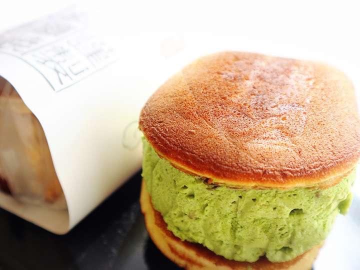クリームサンドケーキのような、魅惑的などら焼きに夢中!「朧八瑞雲堂」