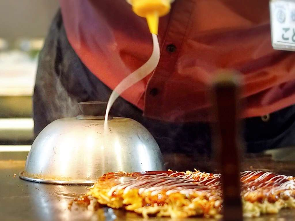 교토풍 몬쟈를 먹을 수 있는 가게 [코코야넹]