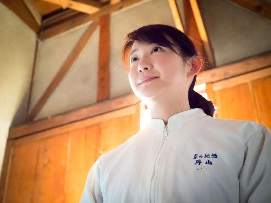 酒造会社を引っ張る美しい杜氏「長谷川渚さん」
