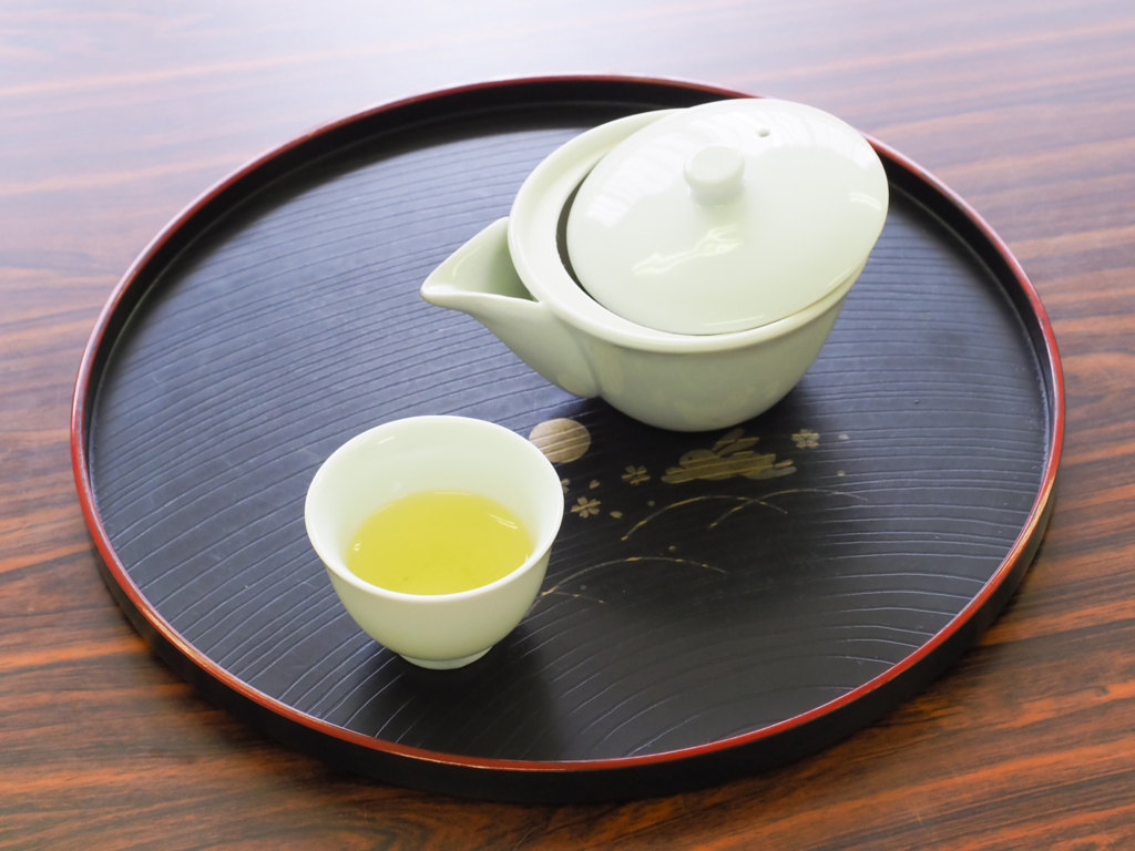 "Learn the best way to taste Shincha? ""Wazuka-cho"", the peak of Shincha in Uji"