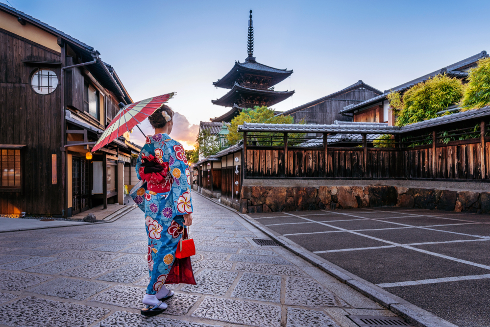 Five Most Unforgettable Kimono Experience in Kyoto