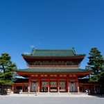 Travel back in time to the Capital of the Heian Period! Heian Jingu Shrine, where scenery from 1200 years ago reveals itself
