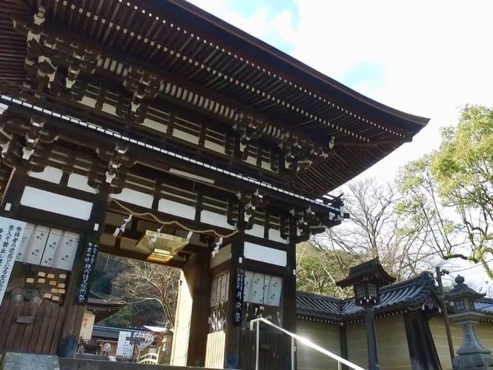地元の信仰も厚い神社