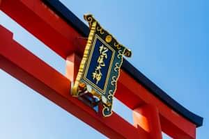 在鲜花盛开时期的岚山拜访以酒神为闻名的「松尾大社」
