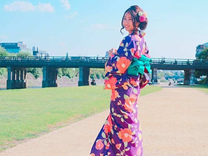 忘れられない京都旅の1ページを
