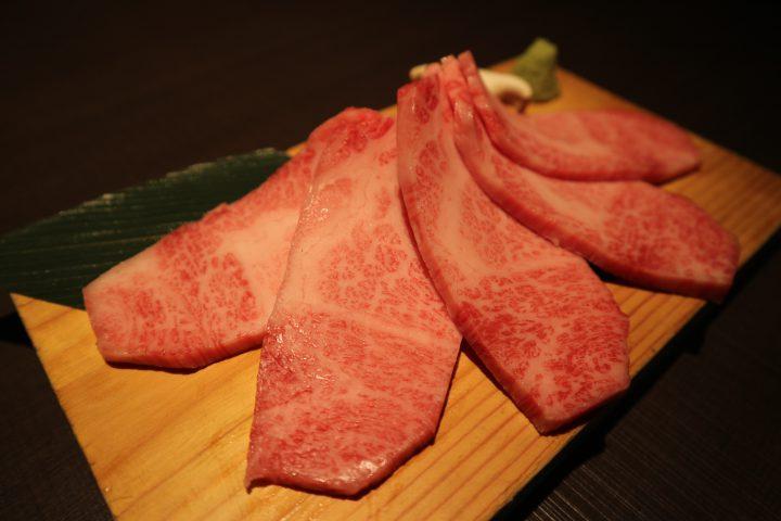 熟成肉の上ロース