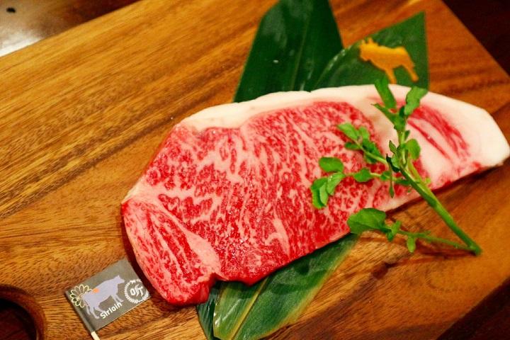 熟成神戸牛サーロイン