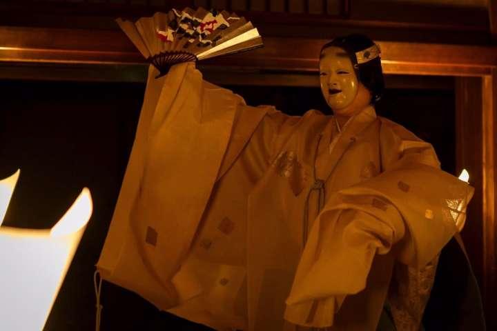 日本の伝統芸能に触れる