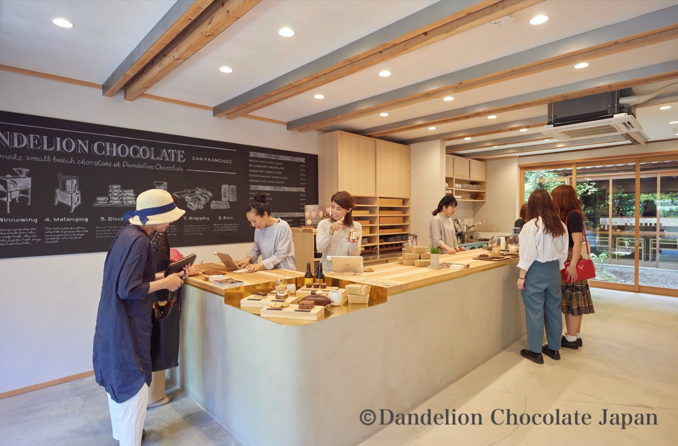 Bean to Bar Chocolate Cafe