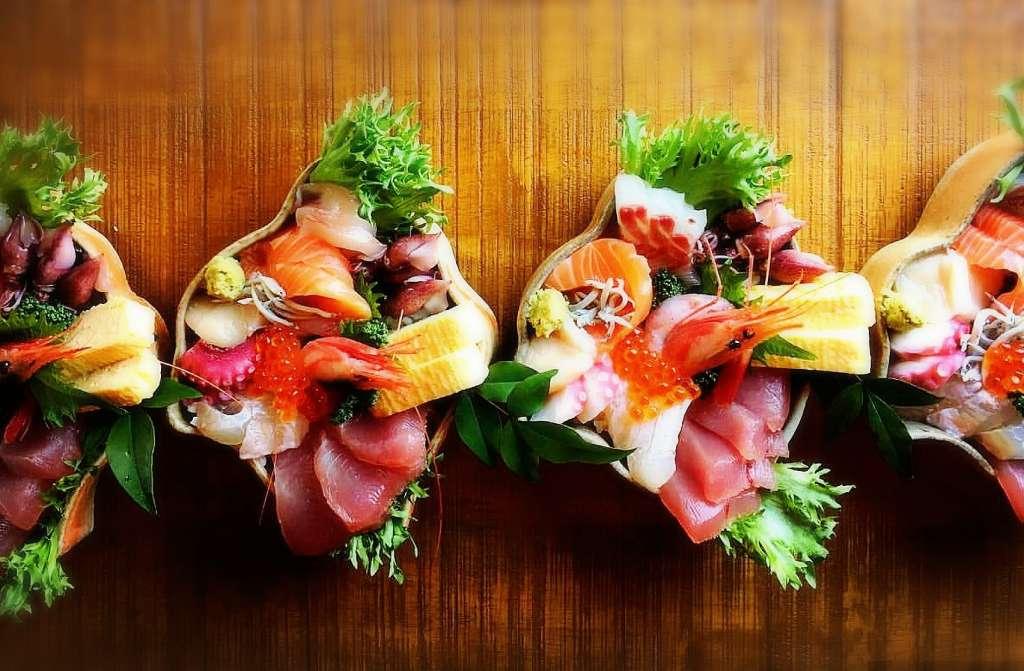 """Deli Cafe Fish Shop """"Kyoto fish store Ototo jet"""""""