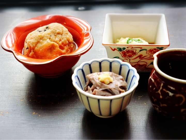 京の豆腐料理を味わい尽くす