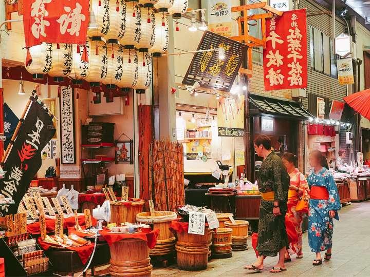 錦市場にある京漬物の名店