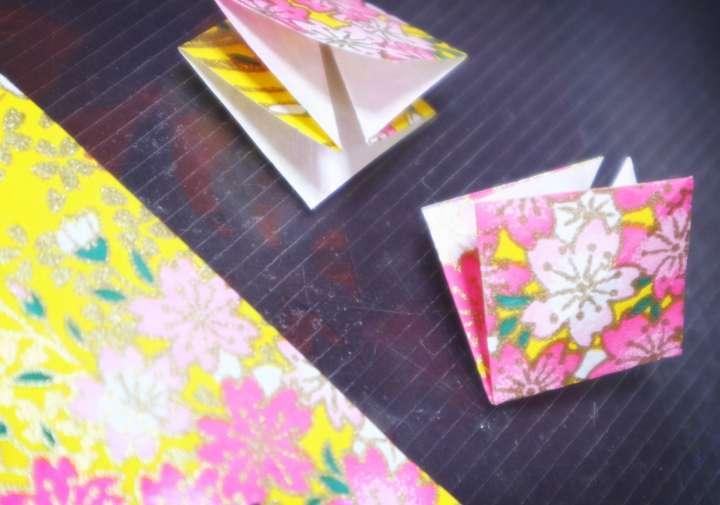 世界中で親しまれている折り紙