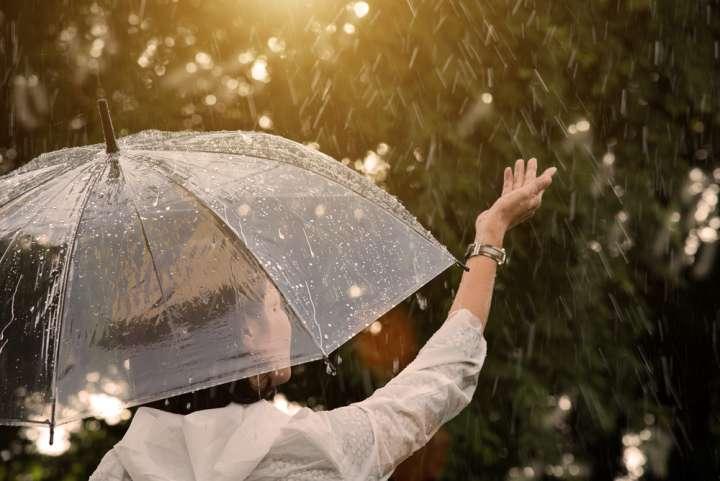 変わる天気への備え