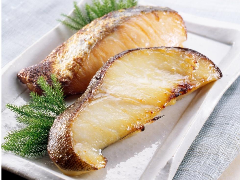 Saikyo Yaki - Miso Marinated Grilled Fish