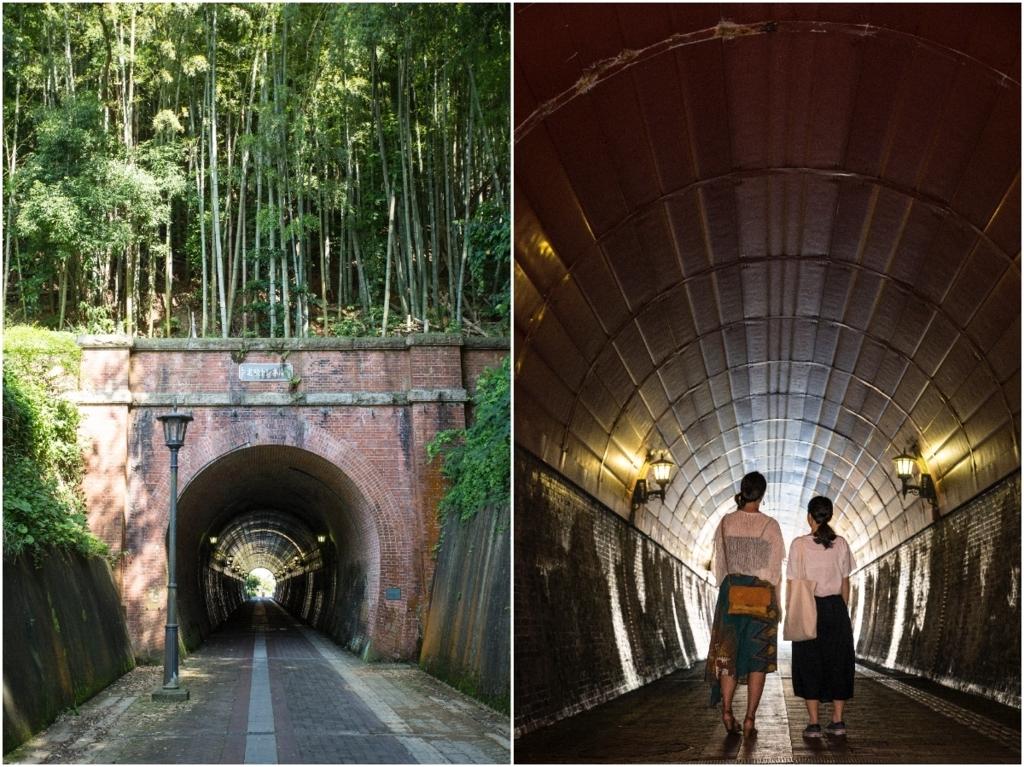 ノスタルジックな世界へ!北吸トンネルを散策