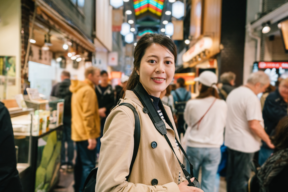 What sort of place is Nishiki market? The best way to see it