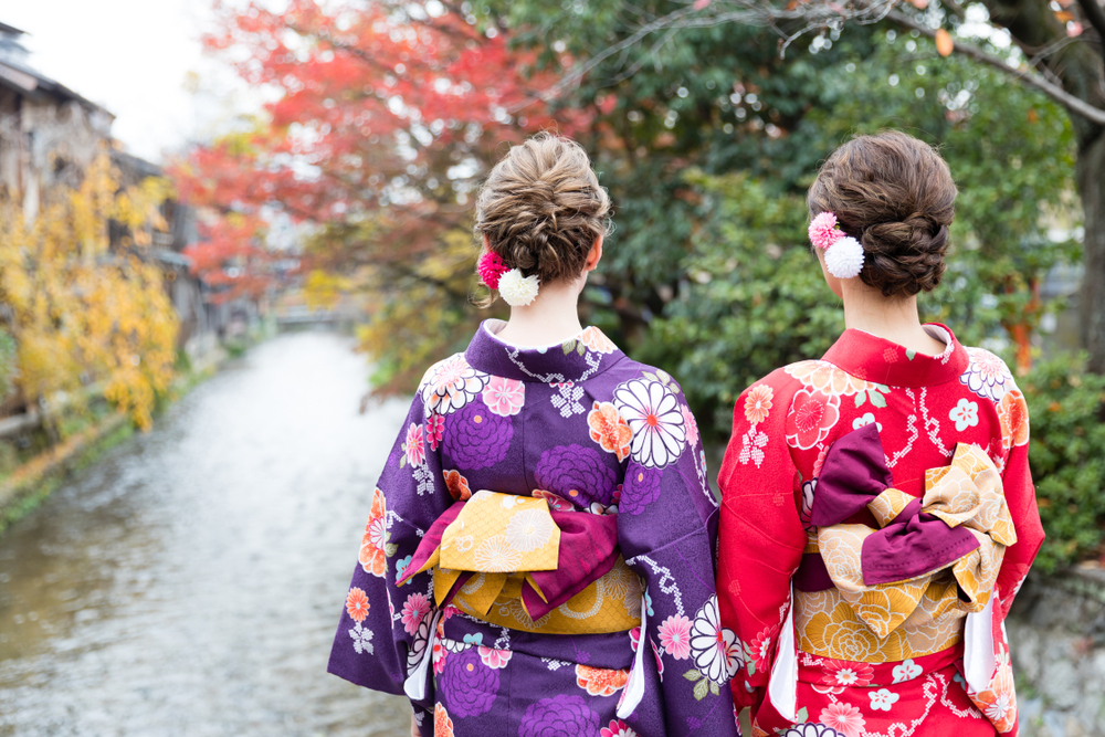 Dress Up in Kimono