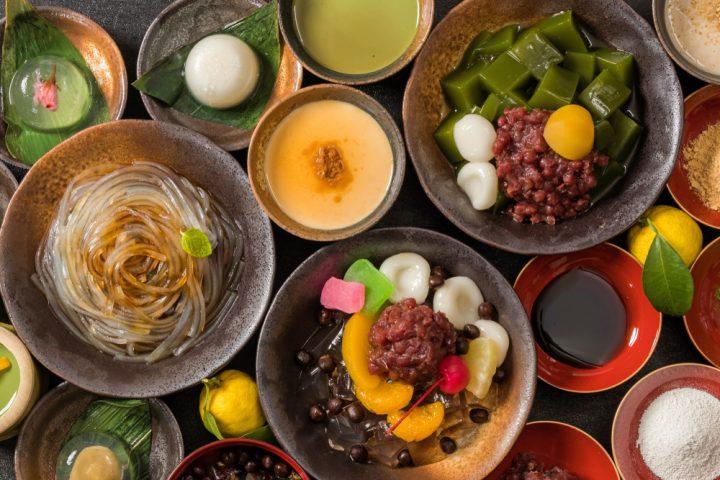 街歩きの途中にほっと一息。京都観光の思い出に華を添える「夏に食べたい京スイーツ」