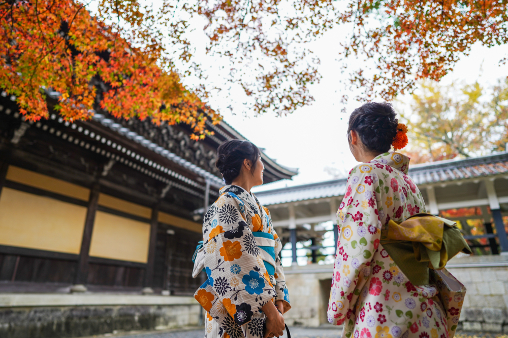 A Trip You Will Never Forget: Stroll in Higashiyama Area