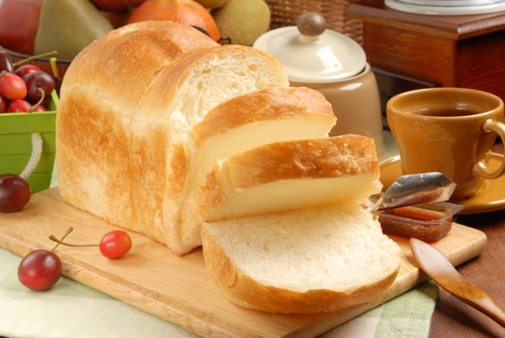 王道の人気パン「食パン」