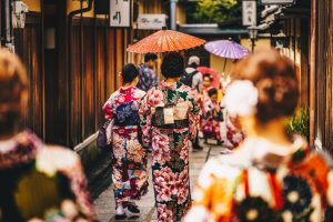 Why Does the Traditional Gion Neighbourhood Attract Many People?