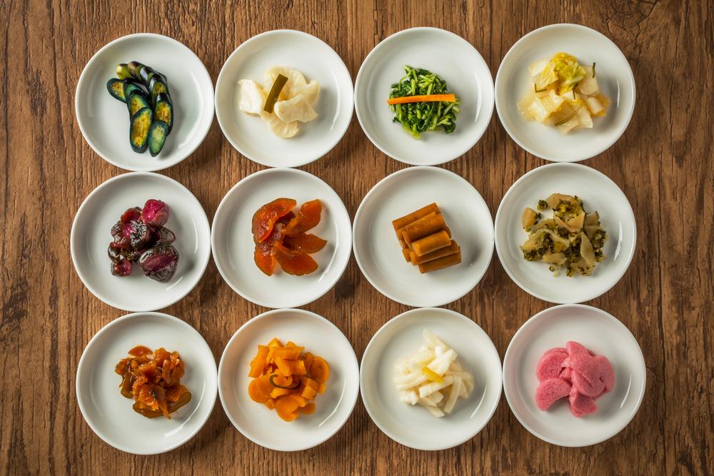 Kyo Tsukemono - Kyoto Pickles