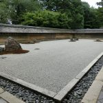 Ryoanji Temple: drawing attention with the hidden tricks set in its stone garden