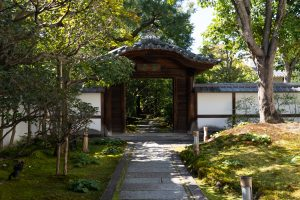 Entoku-in Temple: where the thoughts of Toyotomi Hideyoshi's wife quietly live on