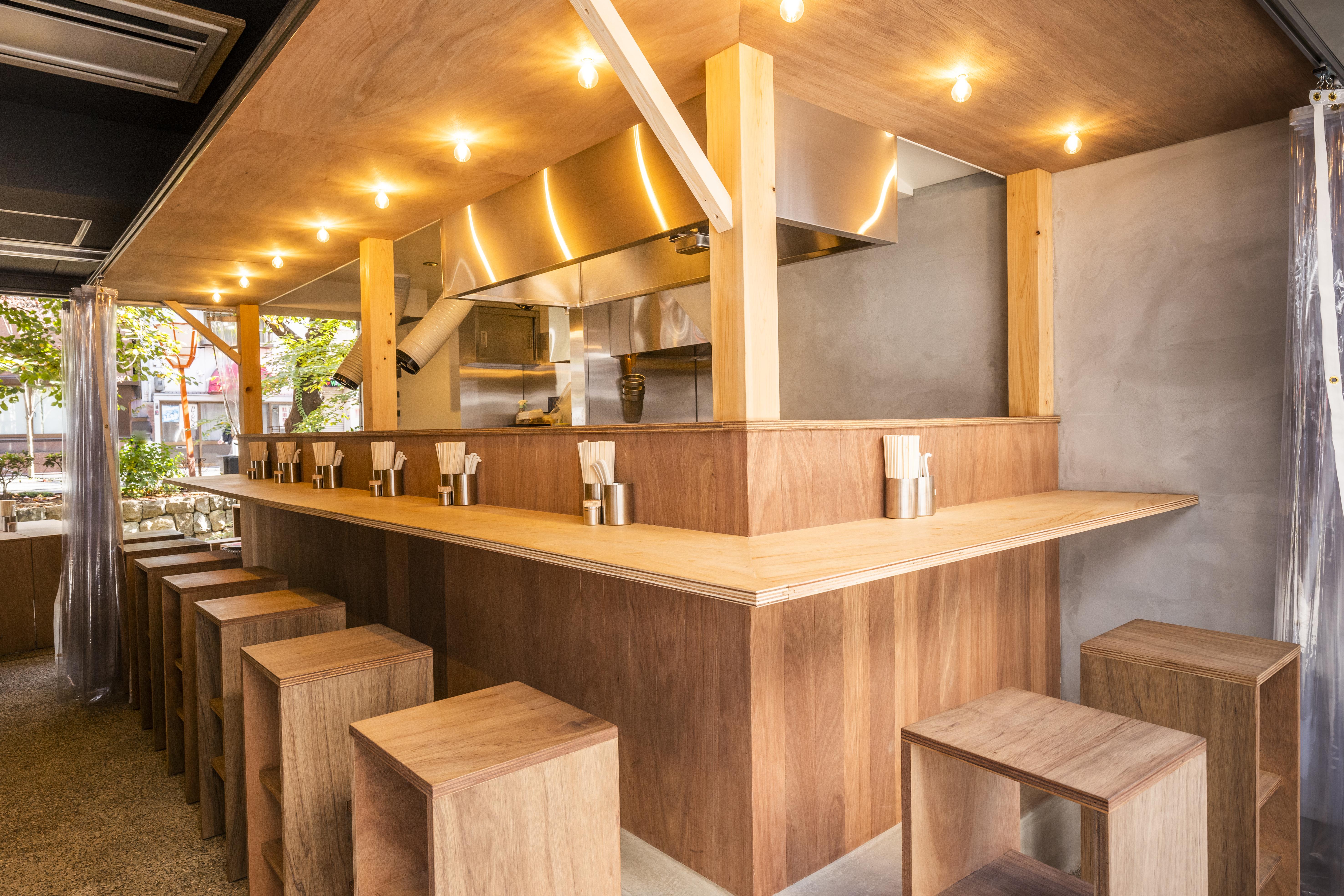 京都でここにしかない屋台ラーメン