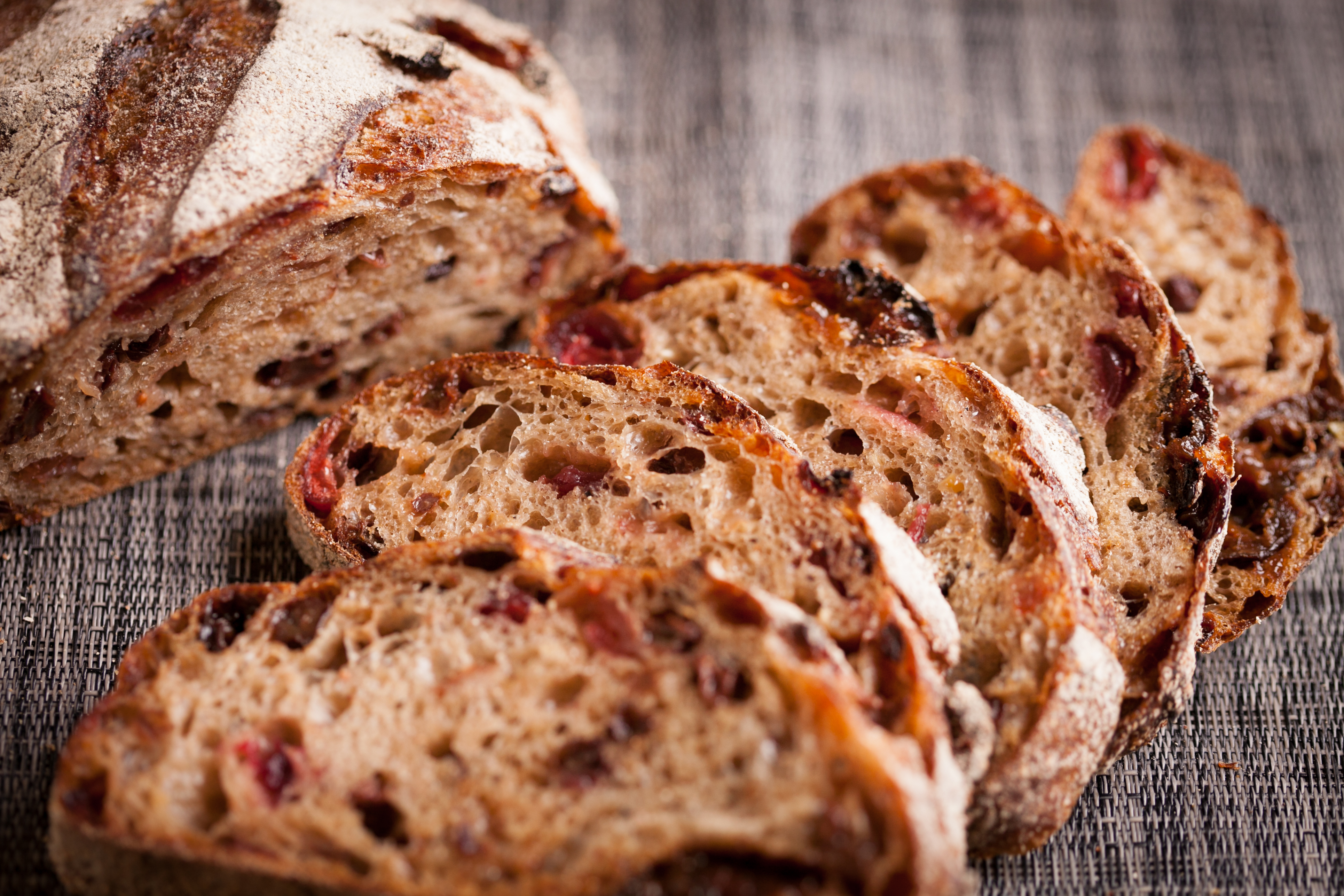 Recommended hard bread: Levain