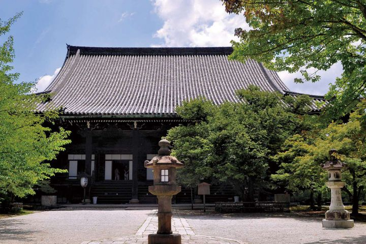 Shin nyo-do Temple