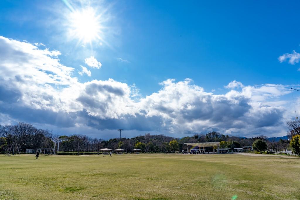 우메노 고지 공원