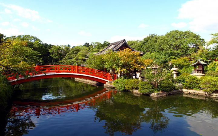 Shinsen-en Garden