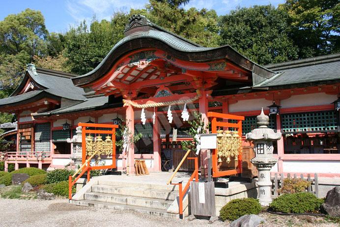 Saiin Kasuga Shrine